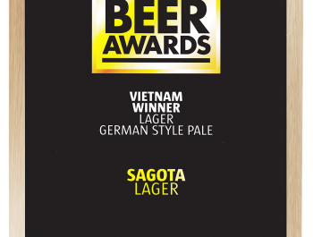 Sagota beer achieved World Beer Awards 2017